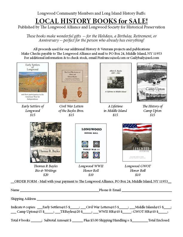 History Books Sales Flyer